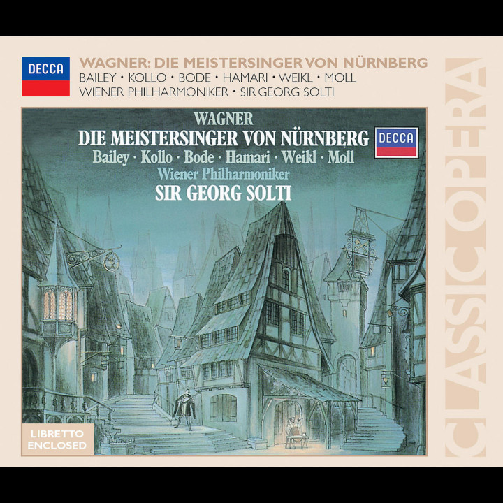 Wagner: Die Meistersinger Von Nurnberg 0028947566809