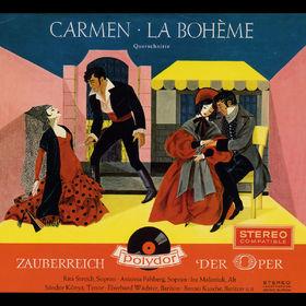 Georges Bizet, Carmen, La Bohème, 00028947670315