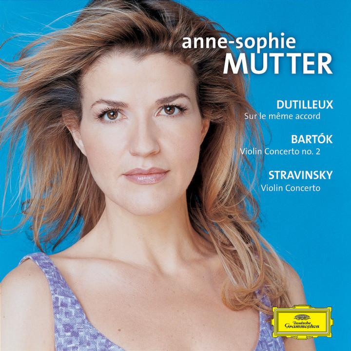 Dutilleux / Bartók / Stravinsky: Violin Concertos 0028947753768