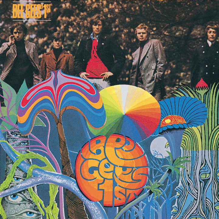 Bee Gees' 1st 0042282522029