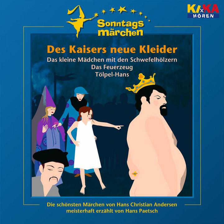 KI.KA Sonntagsmärchen CD 1 0602498703081