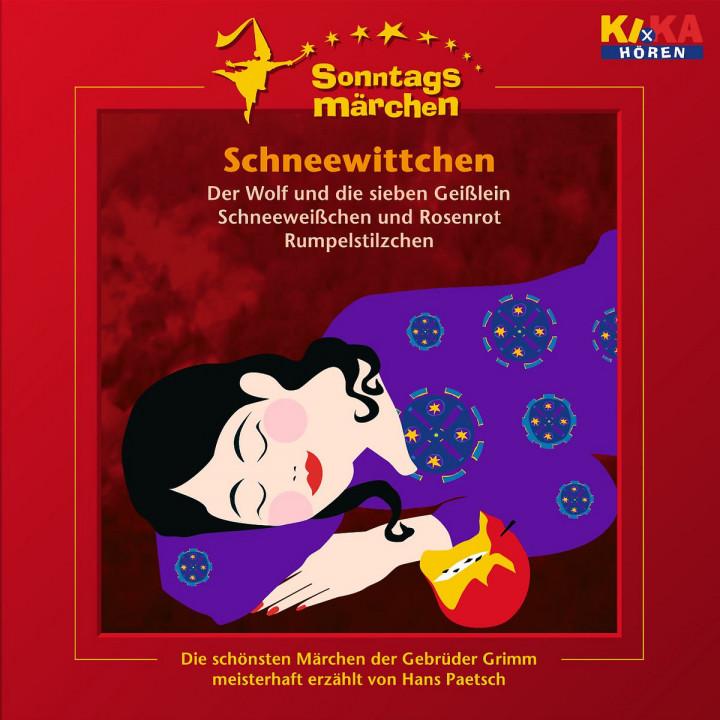 KI.KA Sonntagsmärchen CD 2 0602498703106