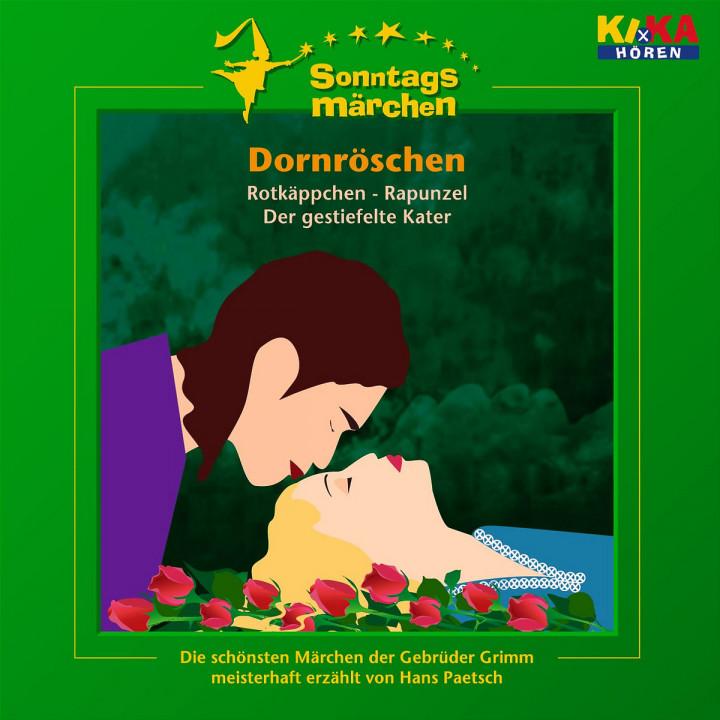 KI.KA Sonntagsmärchen CD 3 0602498703128