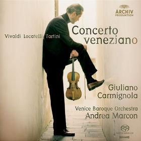 Giuliano Carmignola, Concerto Veneziano, 00028947451723