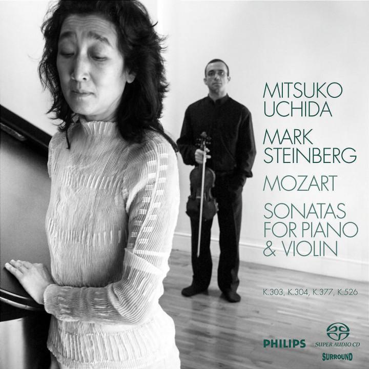 Mozart: Sonatas for Piano & Violin 0028947562001