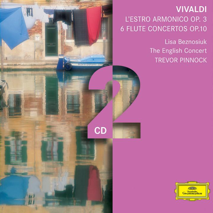 Vivaldi: L'estro armonico; 6 Flute Concertos 0028947754219