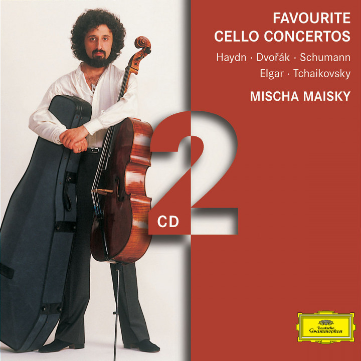 Favourite Cello Concertos 0028947754275
