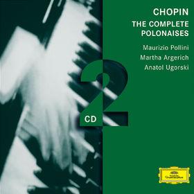 Frédéric Chopin, Gesamte Polonaisen, 00028947754305