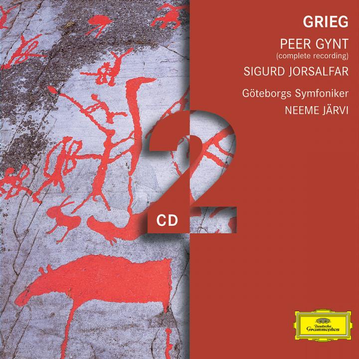 Grieg: Peer Gynt; Sigurd Jorsalfar 0028947754334