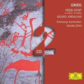 Edvard Grieg, Grieg: Peer Gynt, Sigurd Jorsalfar, 00028947754336
