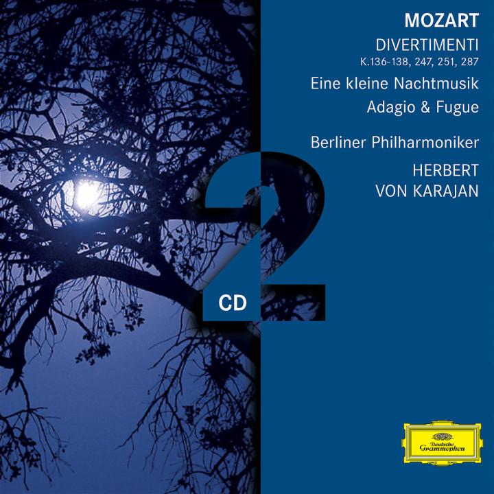 Mozart: Divertimenti 0028947754367