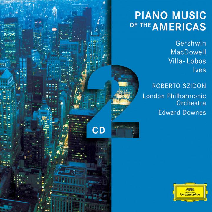 Klaviermusik aus Nord- und Südamerika 0028947754390