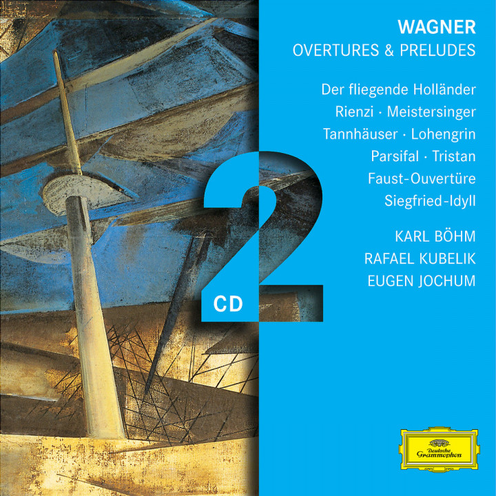 Wagner: Overtures & Preludes 0028947754459