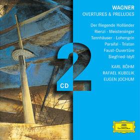 Herbert von Karajan, Ouvertüren und Vorspiele, 00028947754459