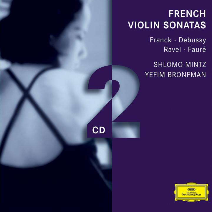 Französische Violinsonaten 0028947754482