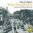 Alfred Döblin, Berlin Alexanderplatz, 00602498694442