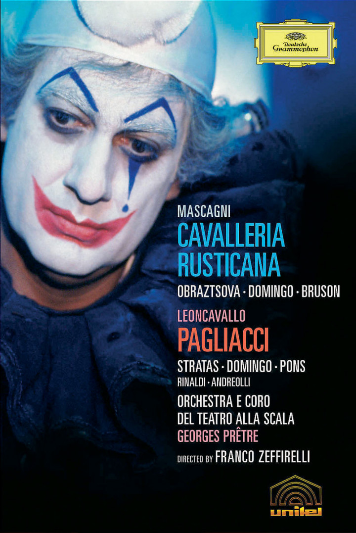 Leoncavallo / Mascagni 0044007340334