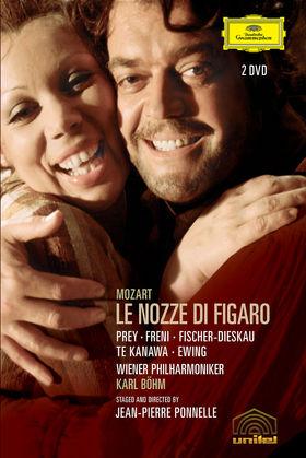 Hermann Prey, Mozart: Figaro, 00044007340349