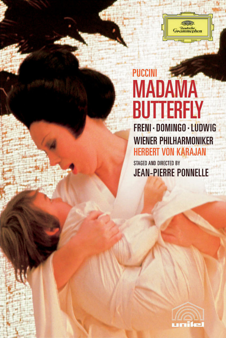 Puccini: Madama Butterfly 0044007340378