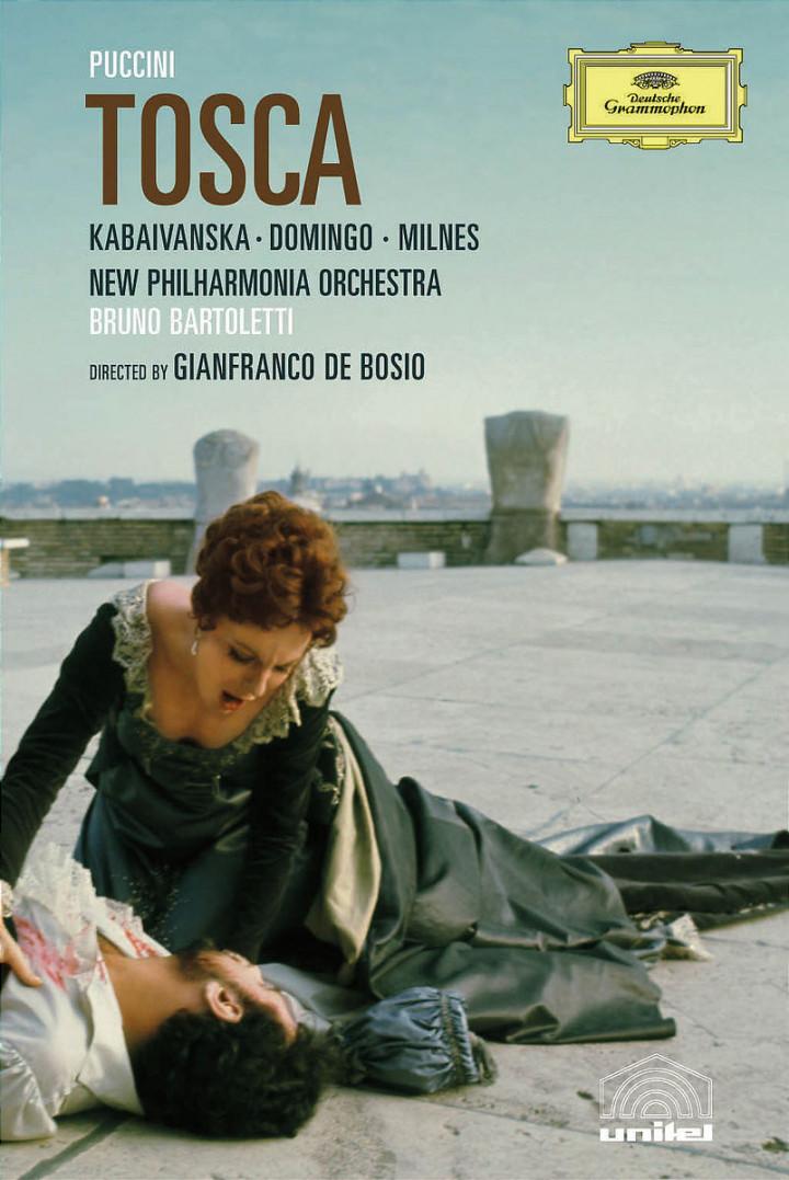 Puccini: Tosca 0044007340389