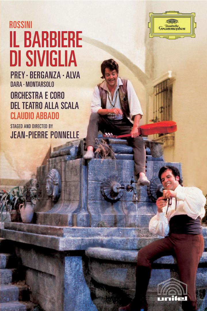 Rossini: Il barbiere di Siviglia 0044007340390