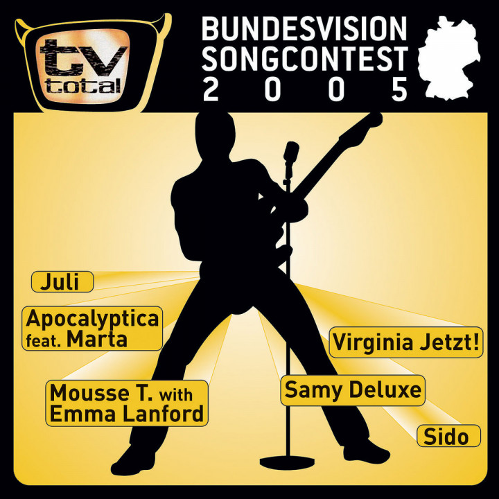 Bundesvision Song Contest 0602498281295