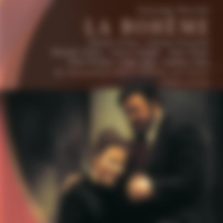 Puccini: La Bohème 0044007340253