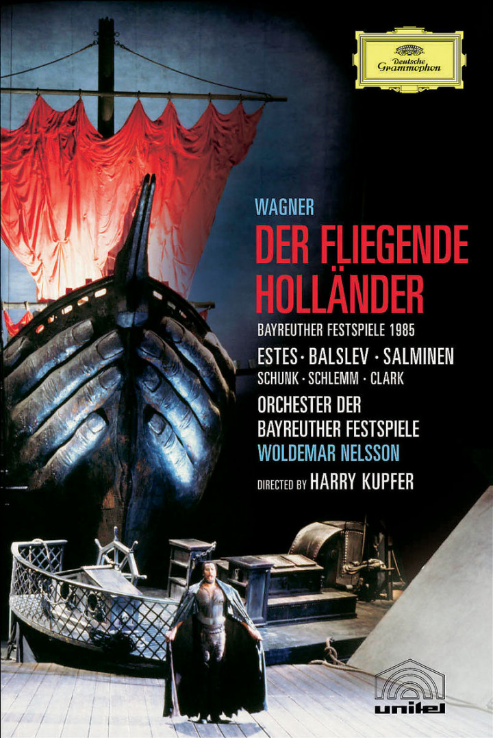 Wagner: Der fliegende Holländer 0044007340415