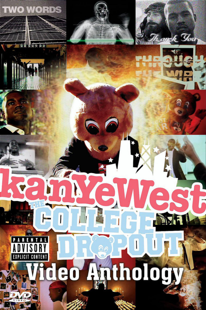 The College Dropout Video Anthology 0075021033760