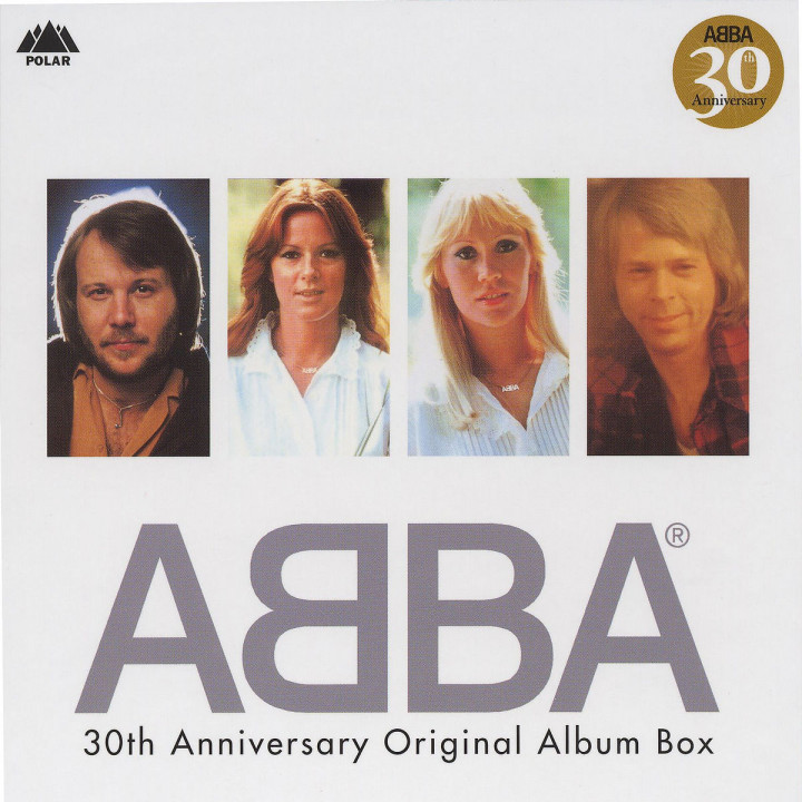 The 30th Anniversary Original Album Box 0602498269127