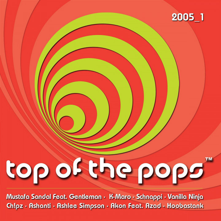 Top Of The Pops 2005 (Vol. 1) 0602498283666