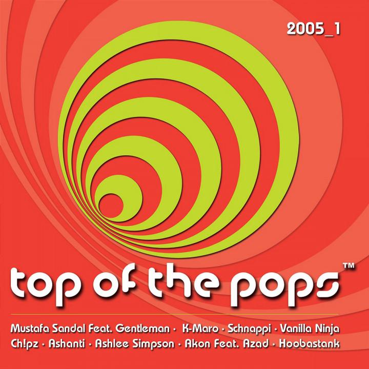 Top Of The Pops 2005 (Vol. 1) 0602498283666