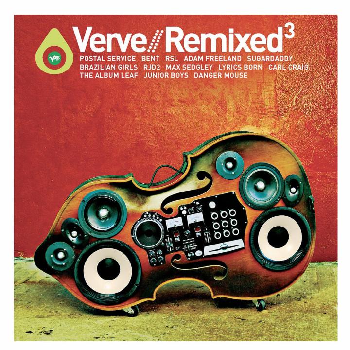Verve Remixed 3 0602498800779