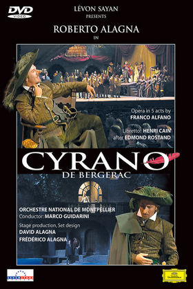 Roberto Alagna, Cyrano De Bergerac, 00028947673965