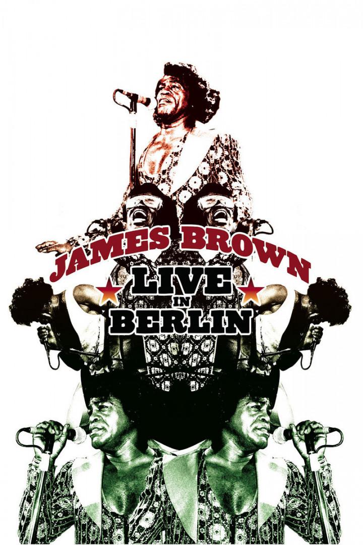 James Brown Live In Berlin 0602498279212