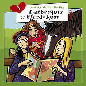 Freche Mädchen, Liebesquiz & Pferdekuss, 00602498696736