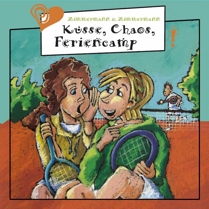 Küsse, Chaos, Feriencamp 0602498696758