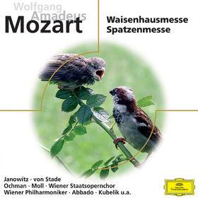 eloquence, Mozart: Waisenhaus- / Spatzenmesse, 00028947671404
