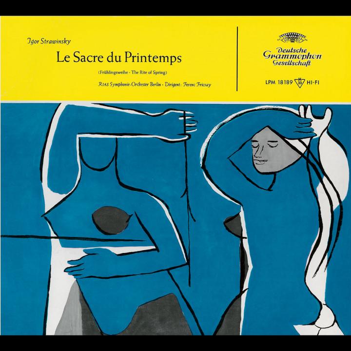 Stravinsky: The Rite of Spring; Petrouchka 0028947754851