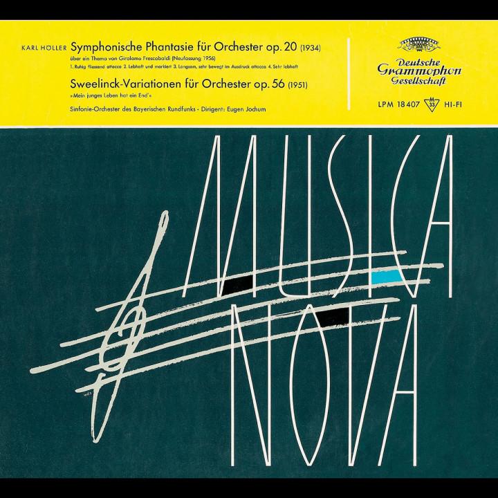 Symphonische Phantasie für Orchester op.20 0028947754884