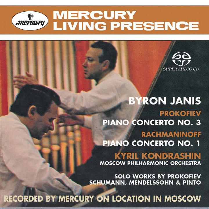 Prokofiev/Rachmaninov Piano Concertos 0028947566072