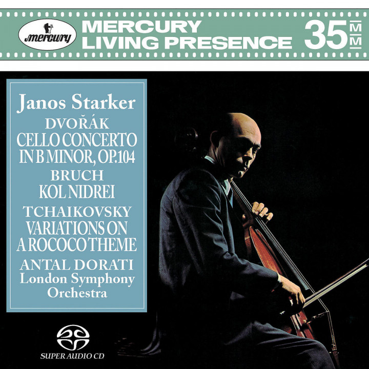 Dvorak: Cello Concerto 0028947566083
