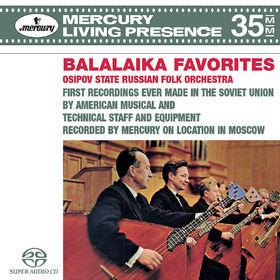 Balalaika Favourites, 00028947566106