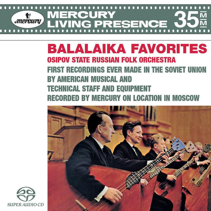 Balalaika Favourites 0028947566108