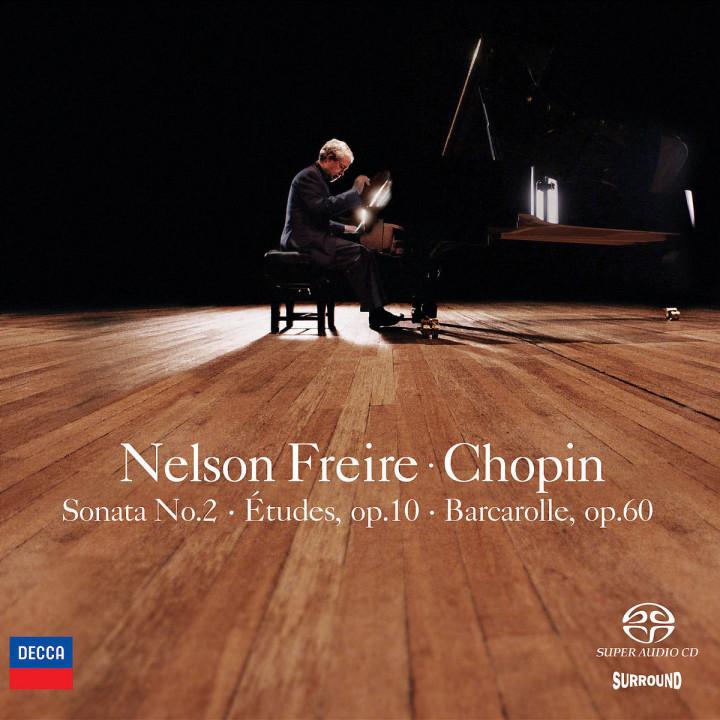 Chopin: Piano Sonata No.2 etc 0028947566175