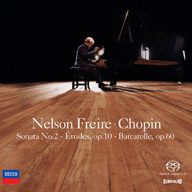 Frédéric Chopin, Chopin: Piano Sonata No.2 etc, 00028947566175