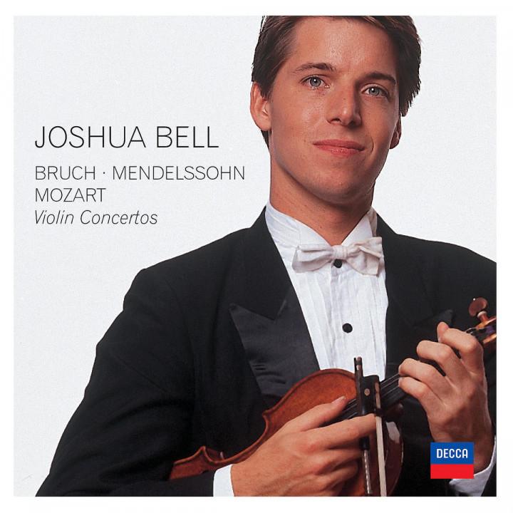 Bruch, Mendelssohn, Mozart Violin Concertos 0028947567006