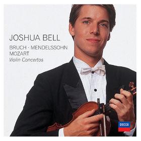 Felix Mendelssohn Bartholdy, Bruch, Mendelssohn, Mozart Violin Concertos, 00028947567004