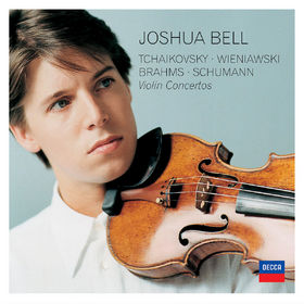Peter Tschaikowsky, Violinkonzerte, 00028947567035