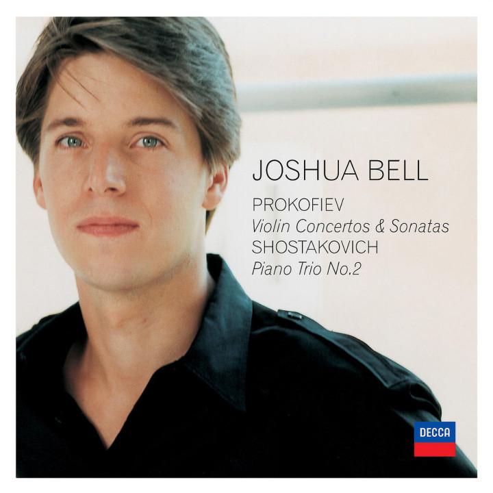Violin Concertos by Prokofiev & Shostakovich 0028947567121